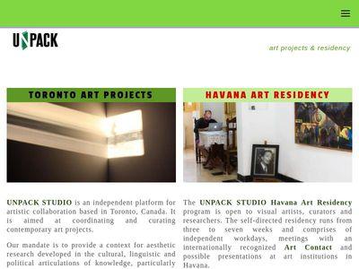 Unpack Studio