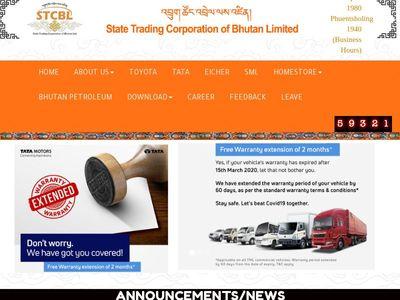 State Trading Corporation Of Bhutan Ltd.