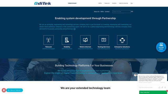 Oditek Solutions