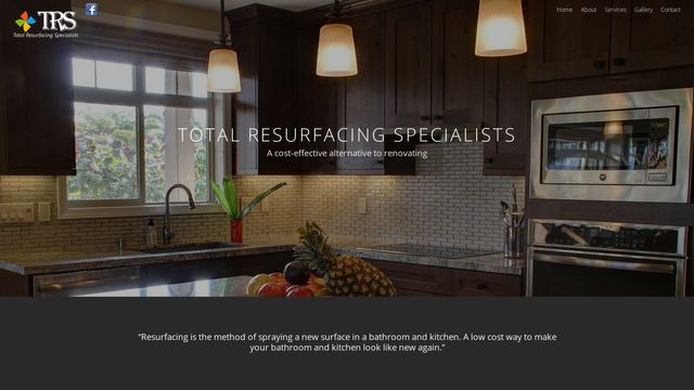 Total Resurfacing Specialists