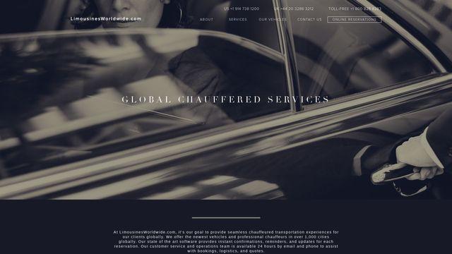 LimousinesWorldwide.com