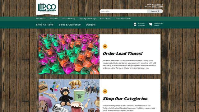 Lipco Industries Inc