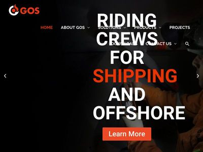 GOS Pte Ltd - Global Offshore Shipping Solutions
