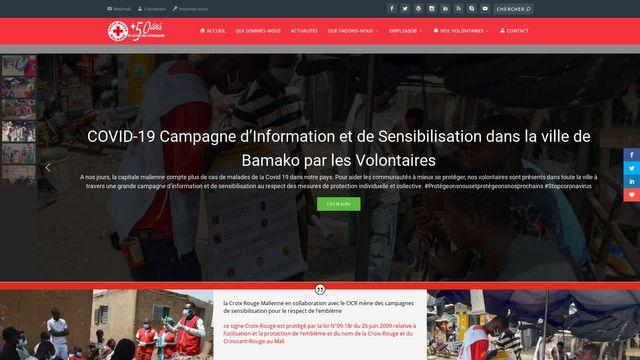 Croix-Rouge Malienne