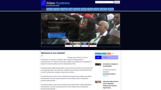 Jidaw Systems
