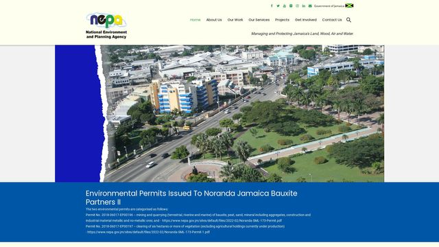 National Environment and Planning Agency