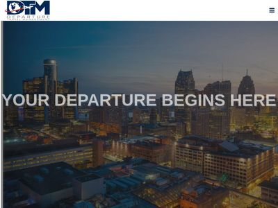 Departure Travel Management (DTM)