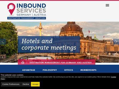 INBOUND Services Germany & Austria