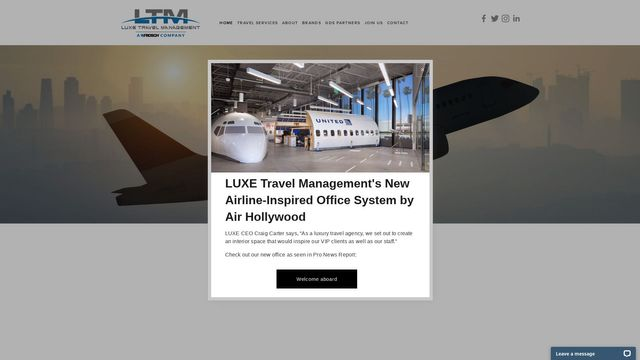 Luxe Travel Management