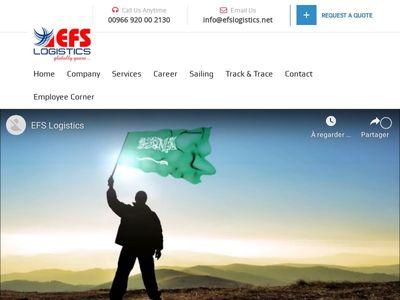 EFS LOGISTICS SAUDI ARABIA