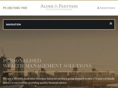 Alder & Partners Private Wealth Management