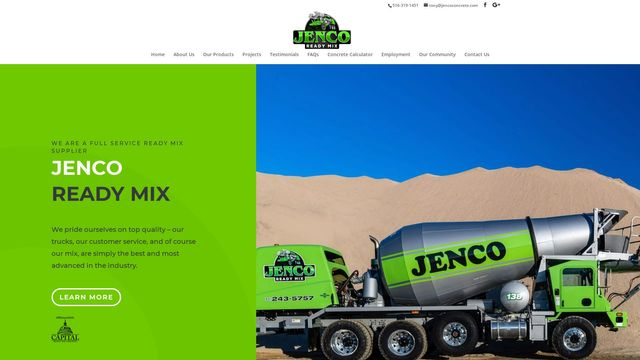 Jenco Ready Mix