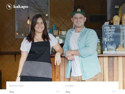 Kakapo Business Sales