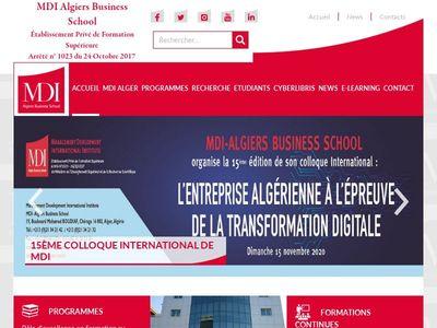 MDI-Algiers Business School