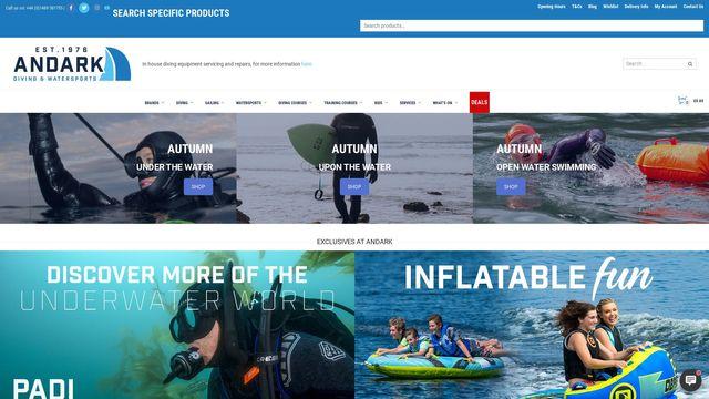 Andark Diving & Watersports