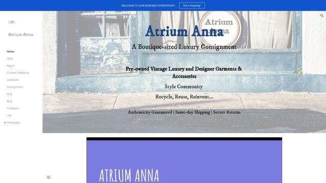 Atrium Anna
