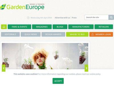 Garden Europe
