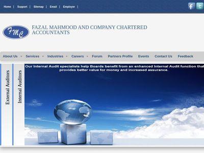 FMC | Fazal Mahmood and Company Chartered Accountants