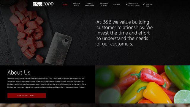 B & B Food Services