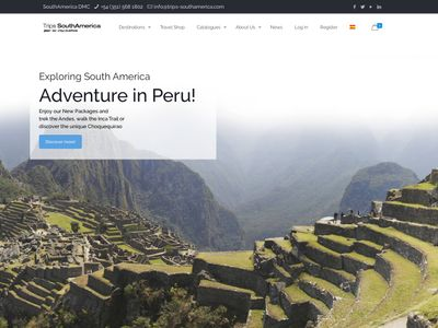 Trips Southamerica