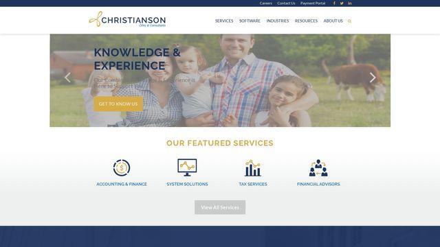 Christianson Pllp