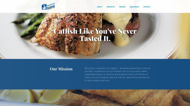 Freshwater Farms Catfish