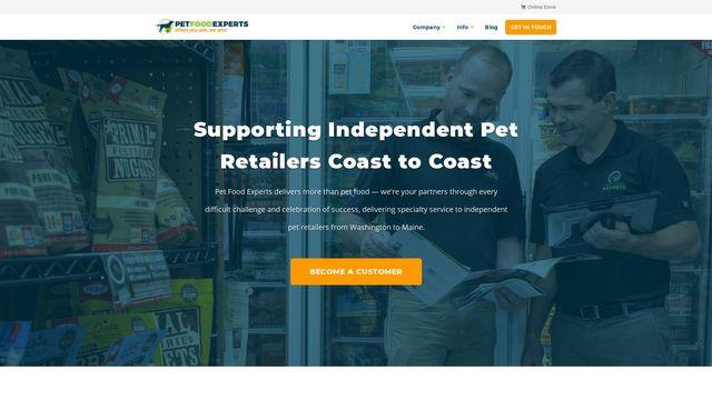 Pet Food Experts