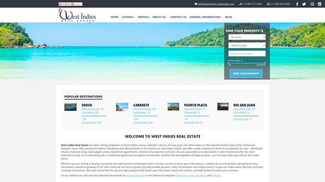 West Indies Real Estate