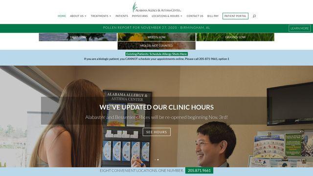 Alabama Allergy & Asthma Center