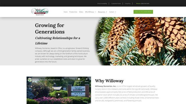 Willoway Nurseries, Inc.