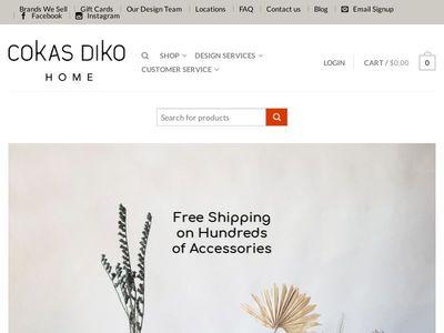Cokas Diko Home Furnishings