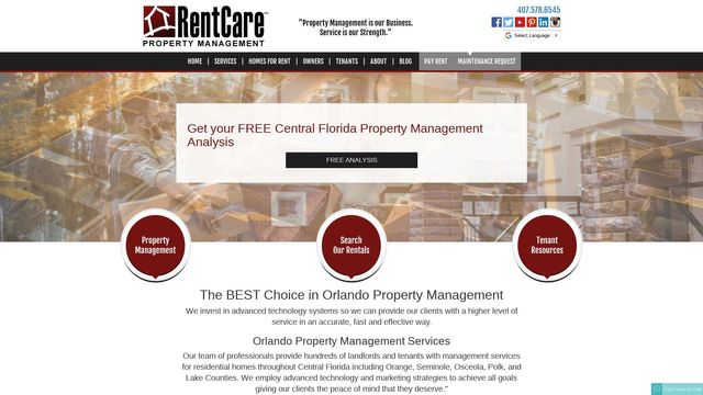 Rentcare Property Management