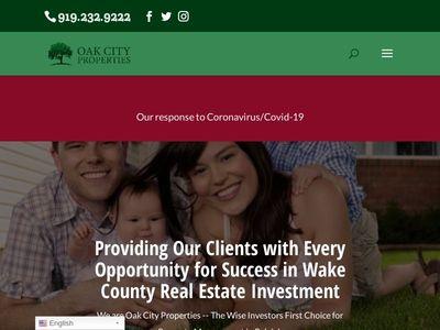 Oak City Properties