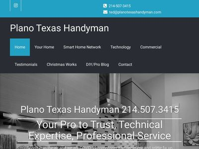 Plano Texas Handyman