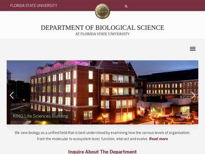 Fsu Biology
