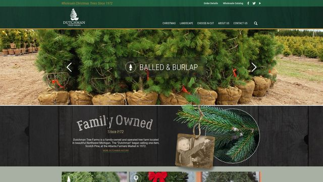 Dutchman Tree Farms