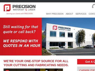 Precision Waterjet