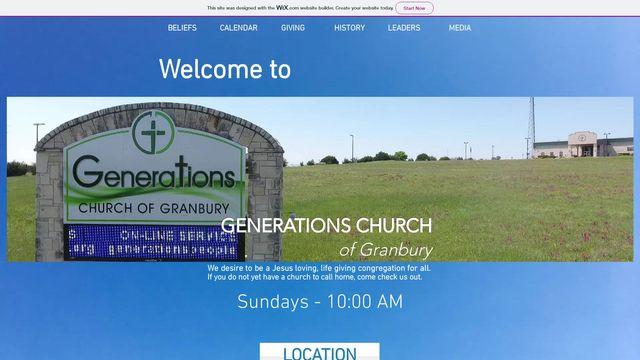 Generations Church