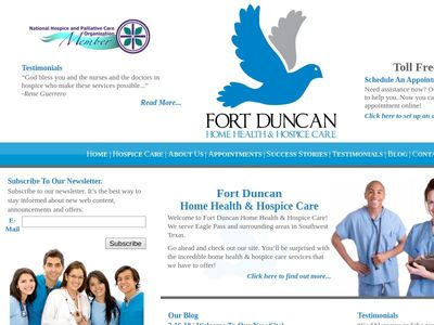 Fort Duncan Home Health & Hospice Care