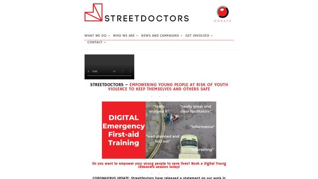 Streetdoctors