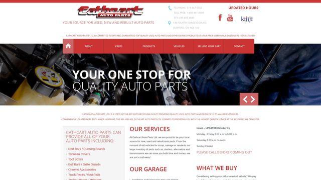 Cathcart Auto Parts