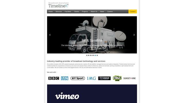 Timeline Television Ltd.