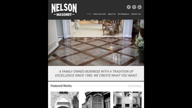 Nelson Masonry Inc.