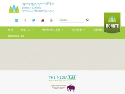 Bhutan Centre for Media and Democracy