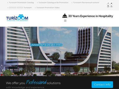 Turizoom International Hotel Management