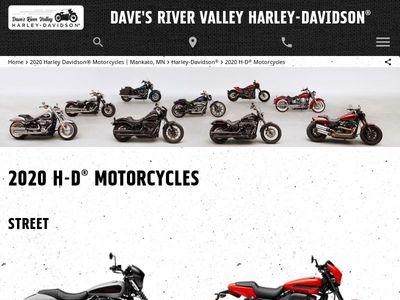 Dave's River Valley Harley-Davidson®