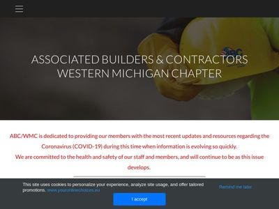 Associated Builders and Contractors, Inc. Western Michigan Chapter