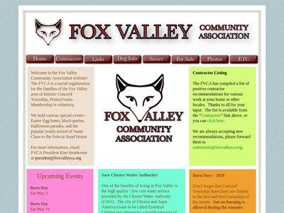 Fox Valley Community Association