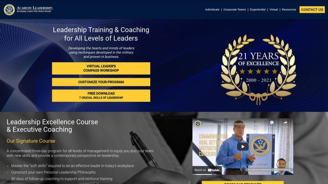Academy Leadership