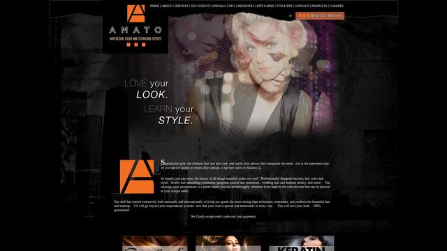 Amato Hair Design
